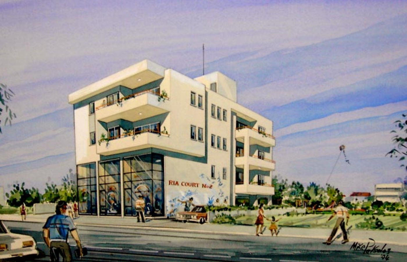 Ria Court 2